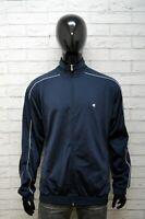 CHAMPION Felpa Uomo Maglia Cardigan Pullover Taglia 2XL Sweater Sport Maglione