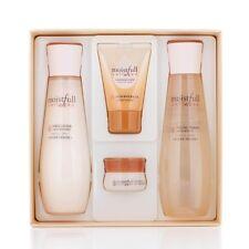 Etude House Moistfull Collagen Skin Care Speical Set(Toner,Emulsion)+FREE Kit