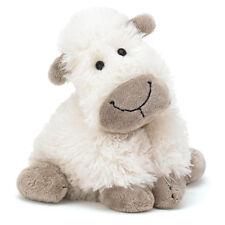 New! Jellycat Plush Pillow Toy - Truffles the Sheep (Medium/15 inch/38 cm) RARE!