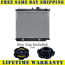 Radiator With Cap For Chevy Gmc Fits Colorado Canyon  L4 L5 2707WC