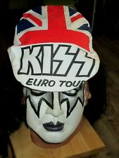 "KISS   ANIMALIZE UK TOUR 84""   CAP -  RARE!"