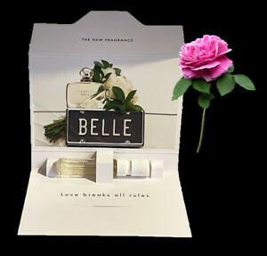 1x1.5ml Estee Lauder Beautiful Bell EDP Sample Vital SP Rose Petals Mimosa New