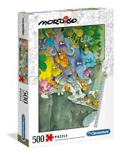 Clementoni 35080 Mordillo Kapitulation 500 teile Puzzle