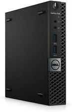 Dell Optiplex 7040 Micro Intel i5 6500T 2.5Ghz 8GB RAM 128GB SSD Win 10 Pro Wifi