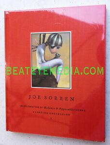 JOE SORREN-COMICS,LOWBROW,TATTOO-SURREAL-COMIX-COMIC BOOK-FINE ART-GLENN BARR