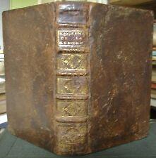DROIT EAUX ET FORETS 1669 - 1731 PROVINCE DE DAUPHINE GRENOBLE ANDRE FAURE 1732