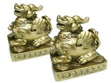 A Pair of Feng Shui Pi Yao /Pi Xiu