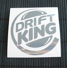 adesivo DRIFT KING sticker decal Nissan S13 S14 200SX Silvia Miata MX5 MX 5 RX8
