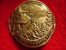 Spiegelau stocknagel hiking medallion Mount Shield G3430