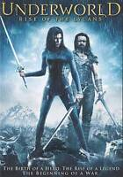 Underworld: Rise of the Lycans (DVD, 2009)