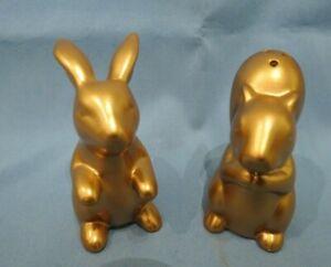 novelty salt & pepper pots from NEXT - animal salt & pepper (rabbit & Squirrel)