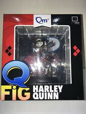 DC COMICS - Q FIG HARLEY QUINN ACTION FIGURE - LOOT CRATE EXCLUSIVE