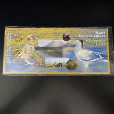 EMISSION COMMUNE FRANCE NOUVELLE ZÉLANDE 2000 OISEAUX / DISPARITION SOUS BLISTER