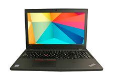 Lenovo ThinkPad P50s Core i7-6600U 2,6GHz 8GB 256GB SSD 1920x1080 M500M Cam LTE