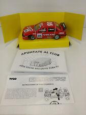 "Slot Car SCX Scalextric Tyco 8392.09 Volvo 850T Nº05 ""PETER BROCK"""