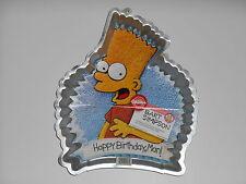 NEW 1990 WILTON BART SIMPSON SIMPSONS BIRTHDAY PARTY CAKE PAN MOLD #2105-9002