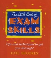 Little Book Of Exam Skills by Brookes, Kate Paperback Book The Fast Free