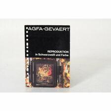 Agfa-Gevaert - Agfa Produktbroschüre - Reproduktion in S/W & Farbe