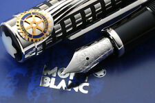 Montblanc The Rotary Centennial Limited Edition 100 Fountain Pen # 37/100