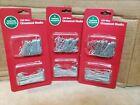 New 450PK Christmas Ornament Hooks Tree Wedding Garden Hangers Crafts Silver