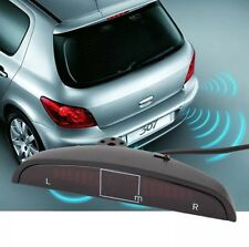 Car Van Reversing Sensor Reverse Backup Parking LED Display Buzzer Alarm Kit NEW