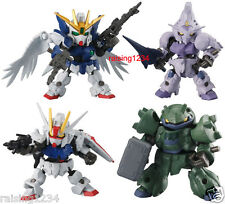 BANDAI Mobile Suit Gundam Frame Operation 02 Gashapon Figure (Set of 4) Wing