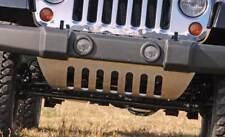 Protection anti encastrement en aluminium, Jeep Wrangler JK