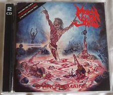 MORTA SKULD Dying Humanity 2xCD Autopsy Immolation Morpheus Descends Gorguts