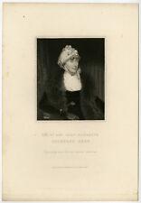 Antique Print-PORTRAIT-MARY ELIZABETH, COUNTESS GREY-Dean -1833