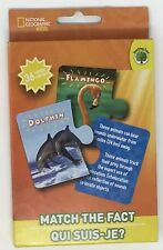 National Geographic Kids Zoo Animal Card Match Fact Game - Learning Tree. New