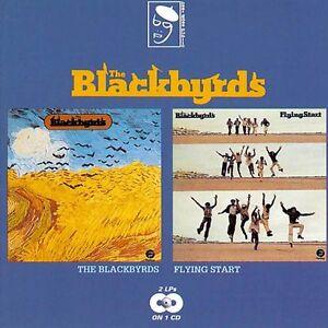 The Blackbyrds - The Blackbyrds/Flying Start (CDBGPD 086)