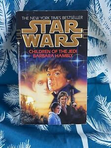 Star Wars: Children Of The Jedi By Barbara Hambly -Vintage 1st Edition Paperback
