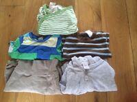 H&M Baby Boys Clothing Bundle Age 3-6 Months < T684