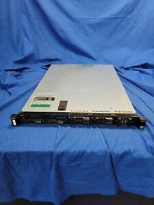 Dell Poweredge R320 Xeon E5-2407 4c 2.20Ghz/ 48GB / 6 x 146GB 15k HDD #5501
