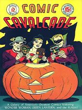 Cavalcade Comic Halloween High Quality Metal Magnet 3 x 4 inches 9220