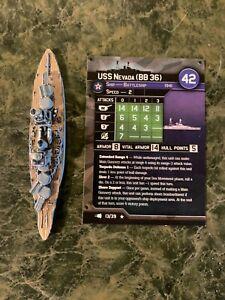 US57 Axis Allies War At Sea USA Guadalcanal Kidd Phelps Edsall Hoel Fletcher ++