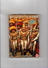 RAGE AGAINST THE MACHINE - THE BATTLE OF MEXICO CITY - DVD