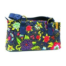 NEW Donna Sharp Reese Handbag in Bali Floral Pattern (SALE!)