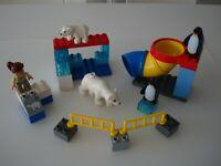 Lego Duplo 5633 Polar Zoo Set