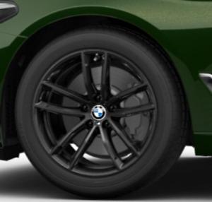 Original BMW Sommerradsatz 5er G30/31 M Doppelspeiche 662M Misch UPE:2.800,00€