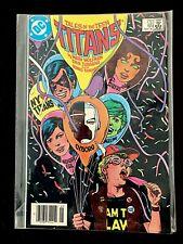 TALES OF THE TEEN TITANS #65 DC COMICS 1986 NM+ NEWSSTAND EDITION NEW TEEN TITAN