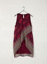 Desigual Donna Vestito Corto Iris 18swvwbr 40 (m) Rosso Non applicabile