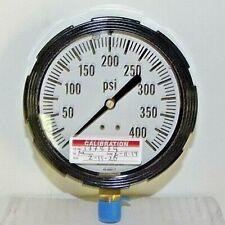 New listing Span Filled Pressure Gauge 0-400 Psi Lfs310-400-Psi-G-Qc