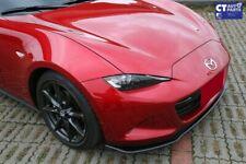 MazdaSpeed Style front lip for 14-16 Mazda MX5 ND GT Miata