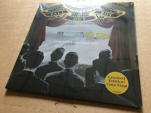 NEW SUPER RARE Fall Out Boy - From Under The Cork Tree RED / BLACK Vinyl 2xLP