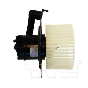 For Ford E-150 E-250 E-350 Econoline Front HVAC Blower Motor Assembly TYC 700087