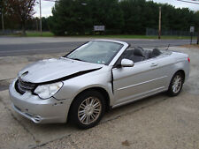 2008 Chrysler Sebring ONLY 58K MILES!!! Salvage Rebuildable Repairable