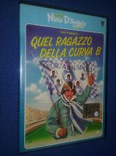cofanetto+dvd Nuovo film QUEL RAGAZZO DELLA CURVA B (Nino D'Angelo )