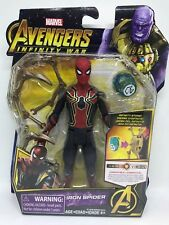 Marvel Avengers Infinity War IRON SPIDER Spider-Man Infinity Stone Action Figure
