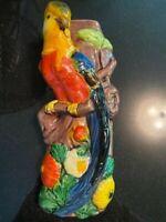 Colorful Bird Vintage Wallpocket